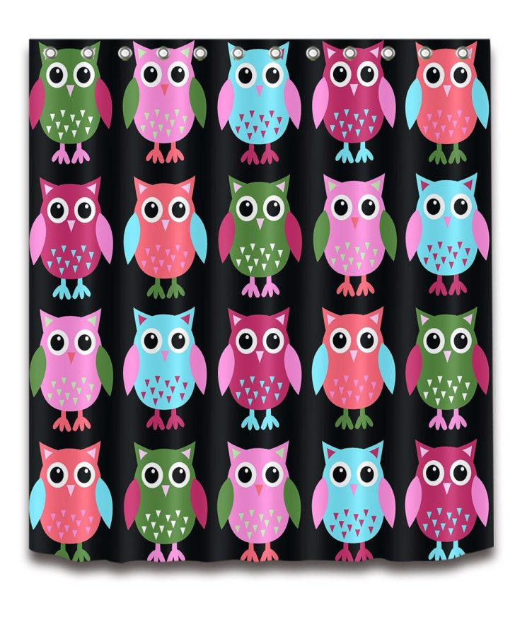 Owl Bathroom Decor Set 2021