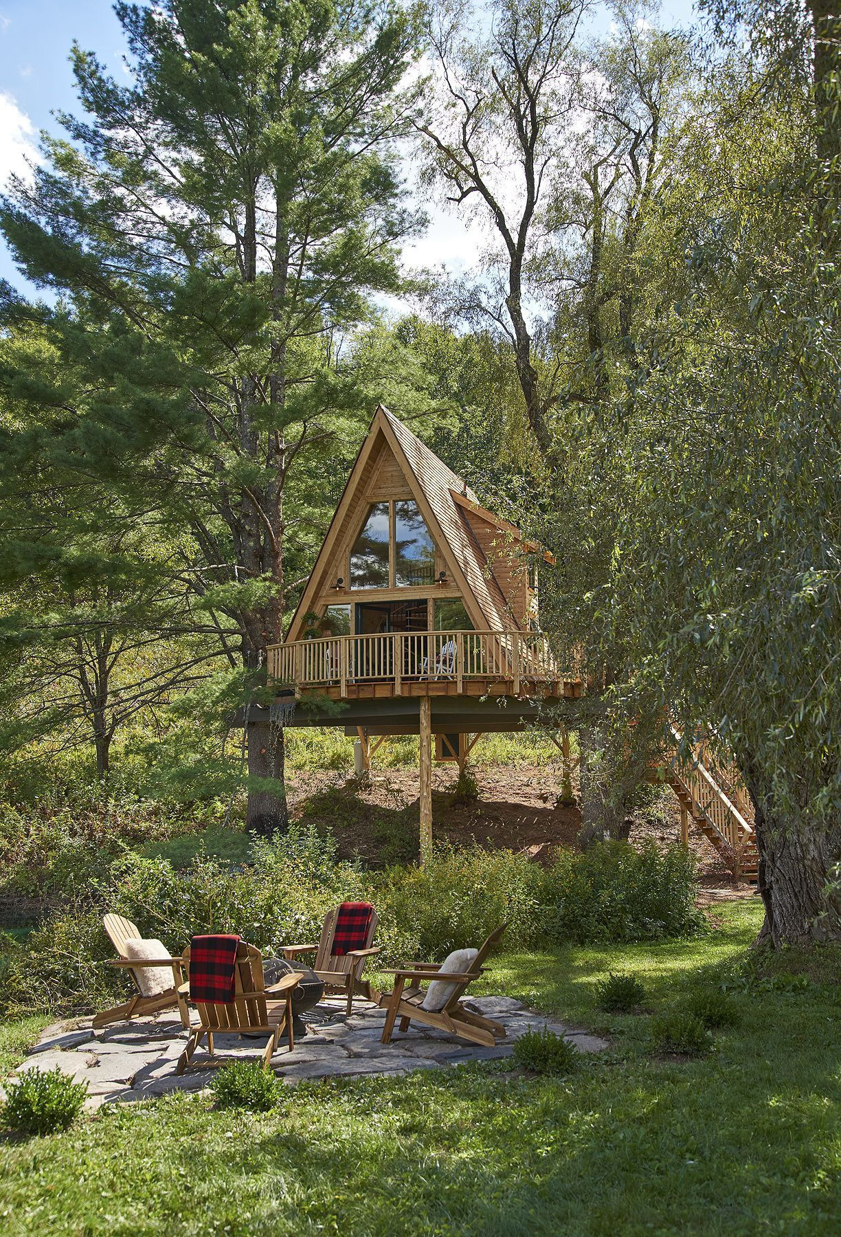 Pictures Of the Coolest Houses In the World Inspirational Treehouse Masters Pete Nelson Takes Us Inside E His