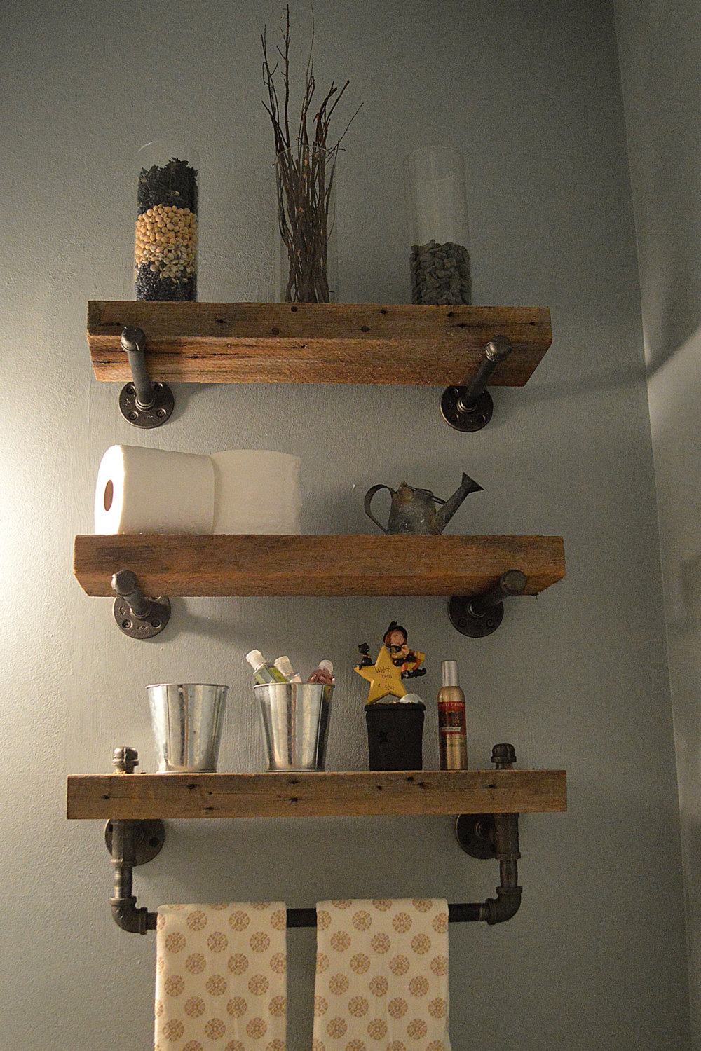 03 rustic bathroom design decor ideas homebnc