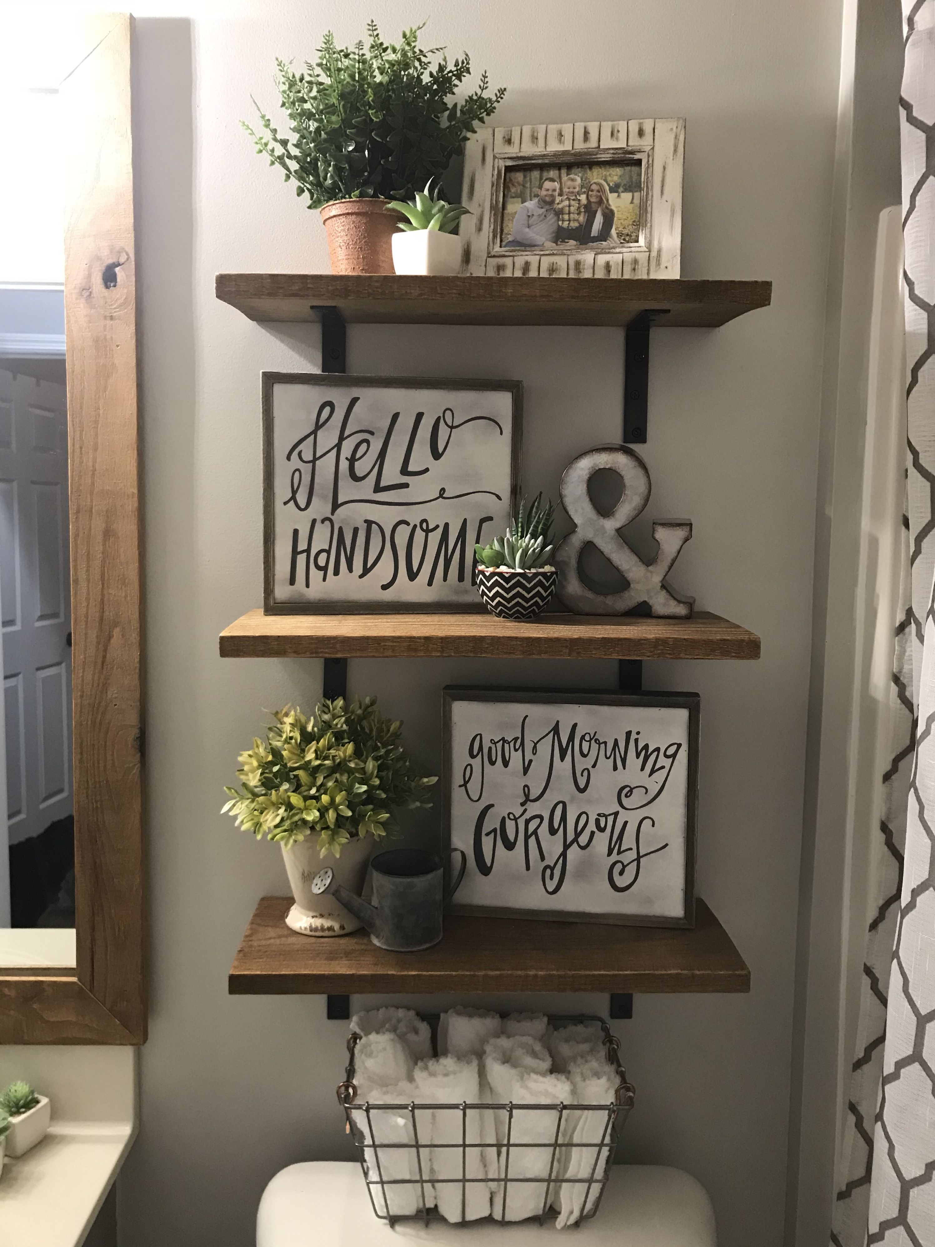 Rustic Bathroom Decor Ideas Unique Pin by Irene Lawrence On for the Home In 2019