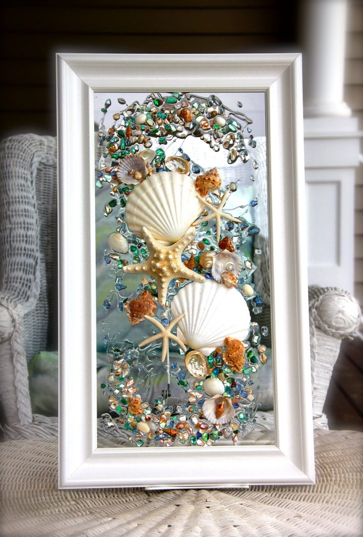 Seashell Decor Bathroom 2021