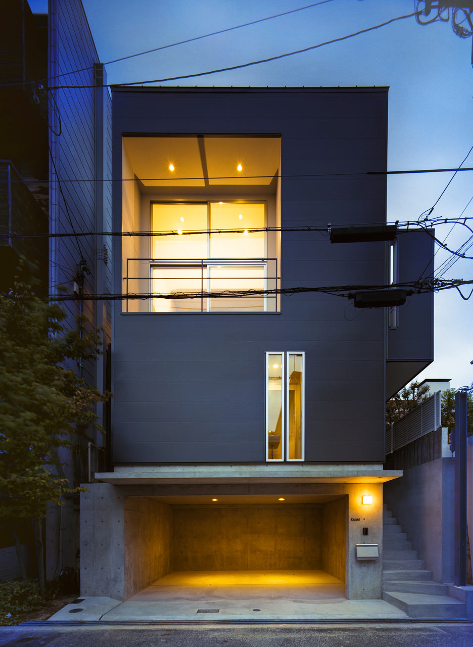 Small Modern House Architect Design Best Of Smart Small Space Design House In Konan by Coo Planning
