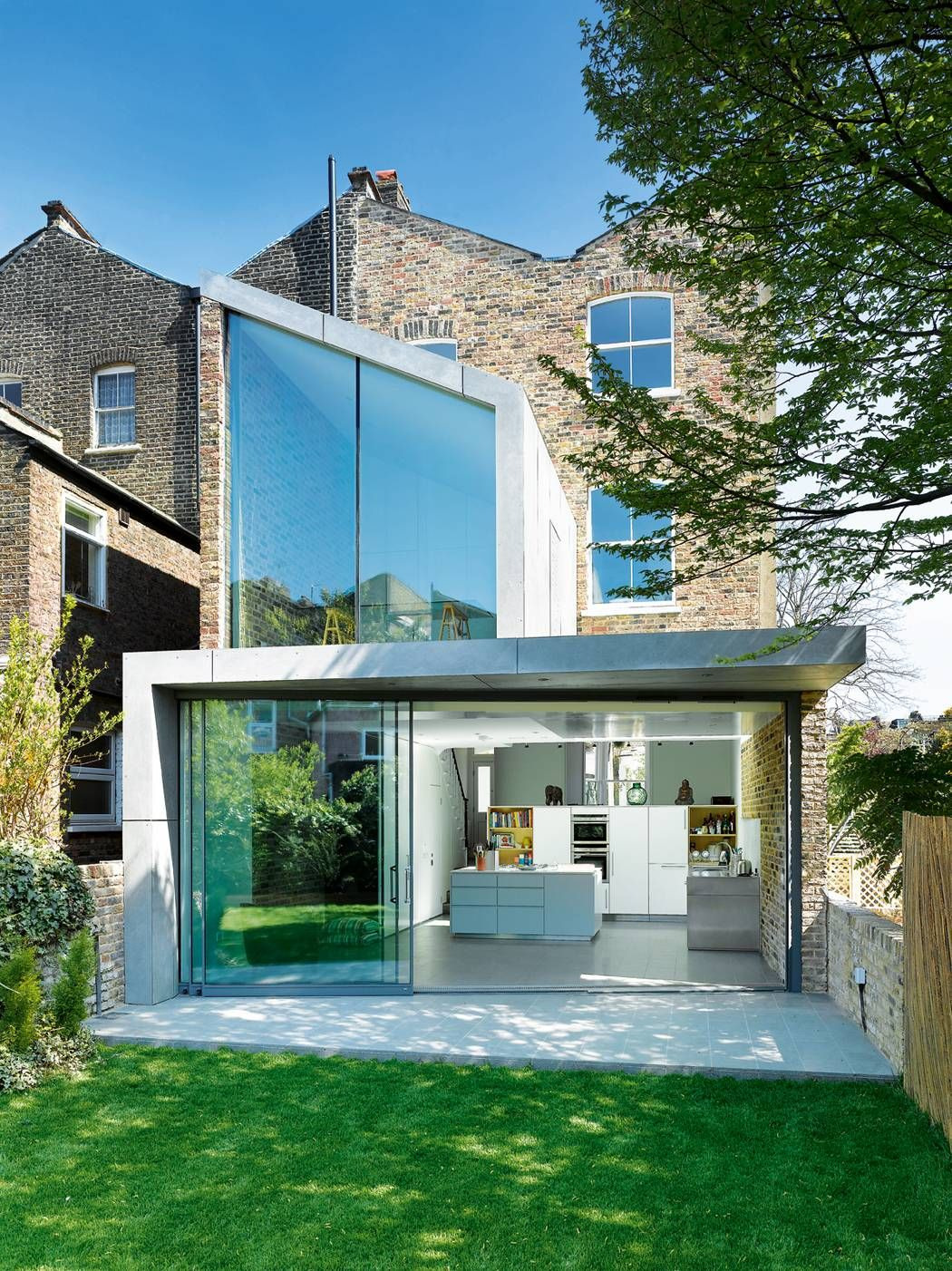 The Modern House Uk Fresh A Contemporary Extension to A Victorian Home by Robert Dye