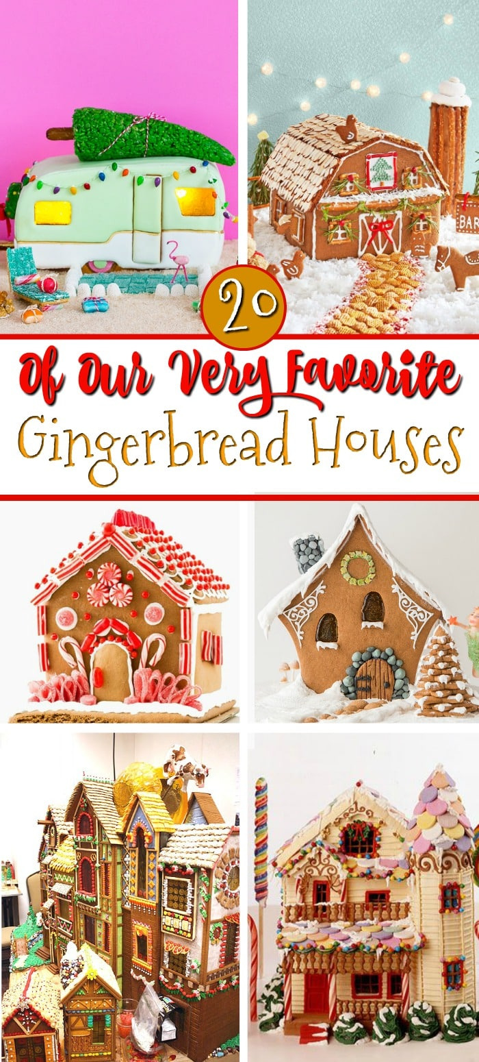 Gingerbread houses 1