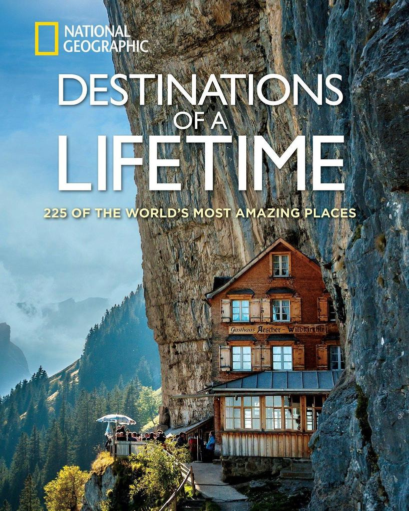 destinations of a lifetime produkt details