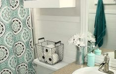 Turquoise Bathroom Decorating Ideas Best Of Adorable 30 Diy Small Apartment Decorating Ideas On A Bud