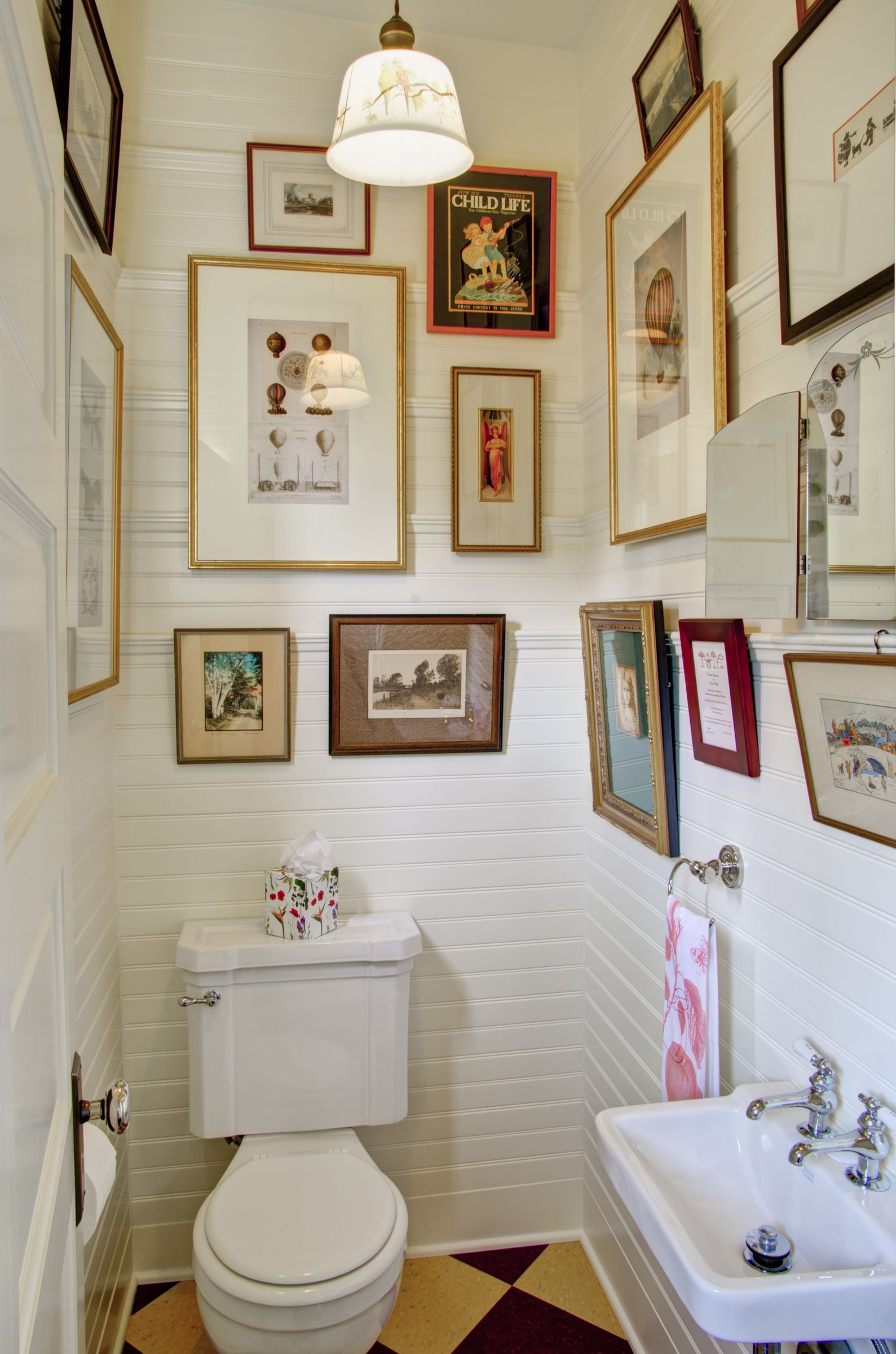 Guest Bathroom Wall Decor Diy Bedroom