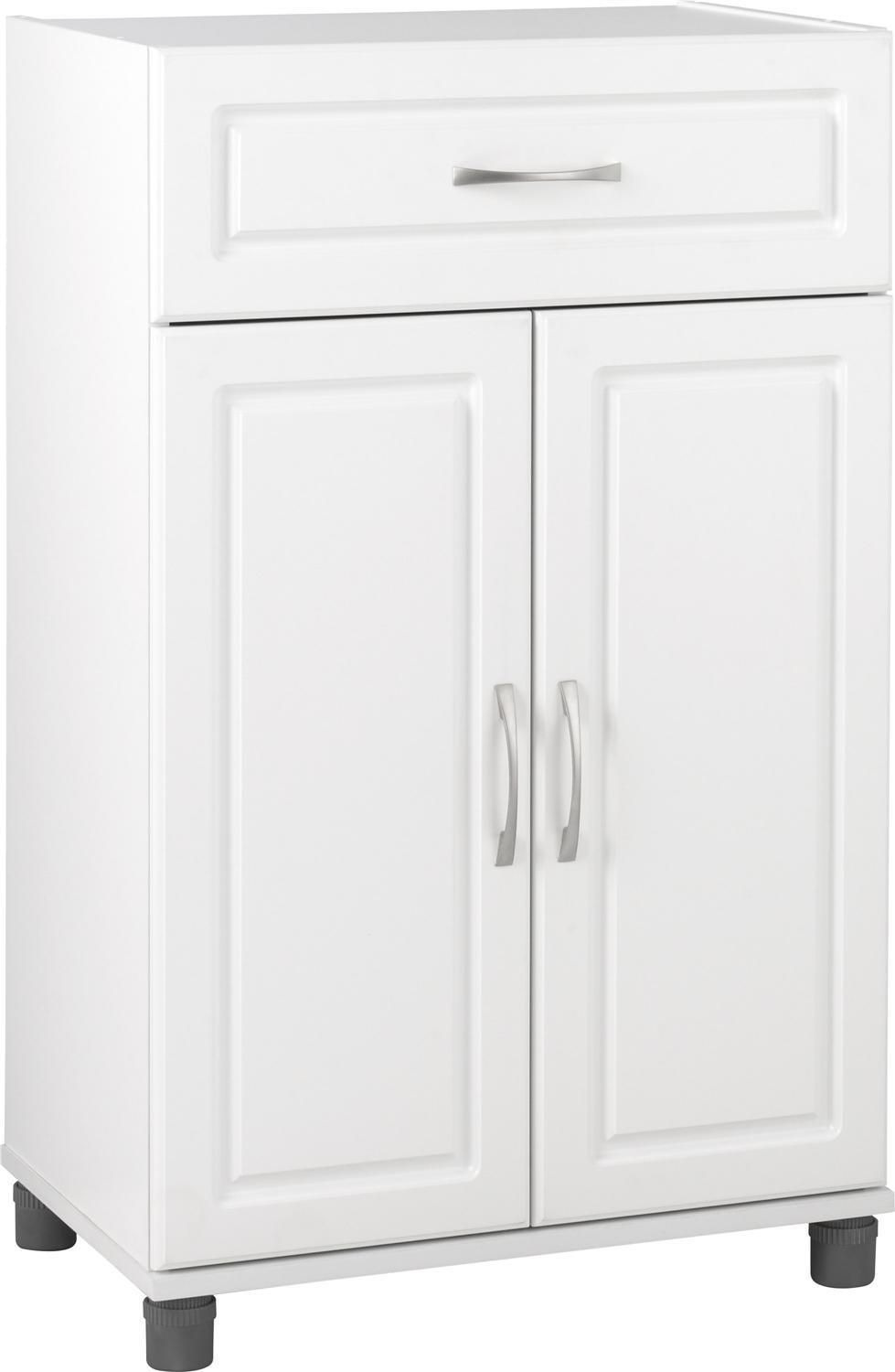 Walmart Storage Cabinets with Doors Inspirational Dorel E Drawer and 2 Cabinet