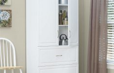 Walmart Storage Cabinets With Doors Lovely Systembuild 35 7 Inch 2 Drawer 2 Door Utility Walmart