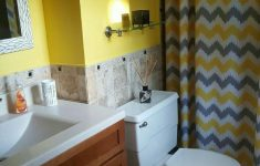 Yellow And Grey Bathroom Decor Inspirational Impress Your Visitors With These 14 Cute Half Bathroom