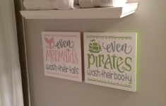 Bathroom Decor Signs New 35 Best Bathrooms Sign Ideas And Designs For 2020