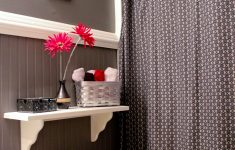Bathroom Decorating Sets Awesome Gray Black And Red Bathroom