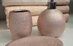 Bathroom Decorations And Accessories Elegant Rose Gold Bathroom Accessories At Homegoods And Marshall S