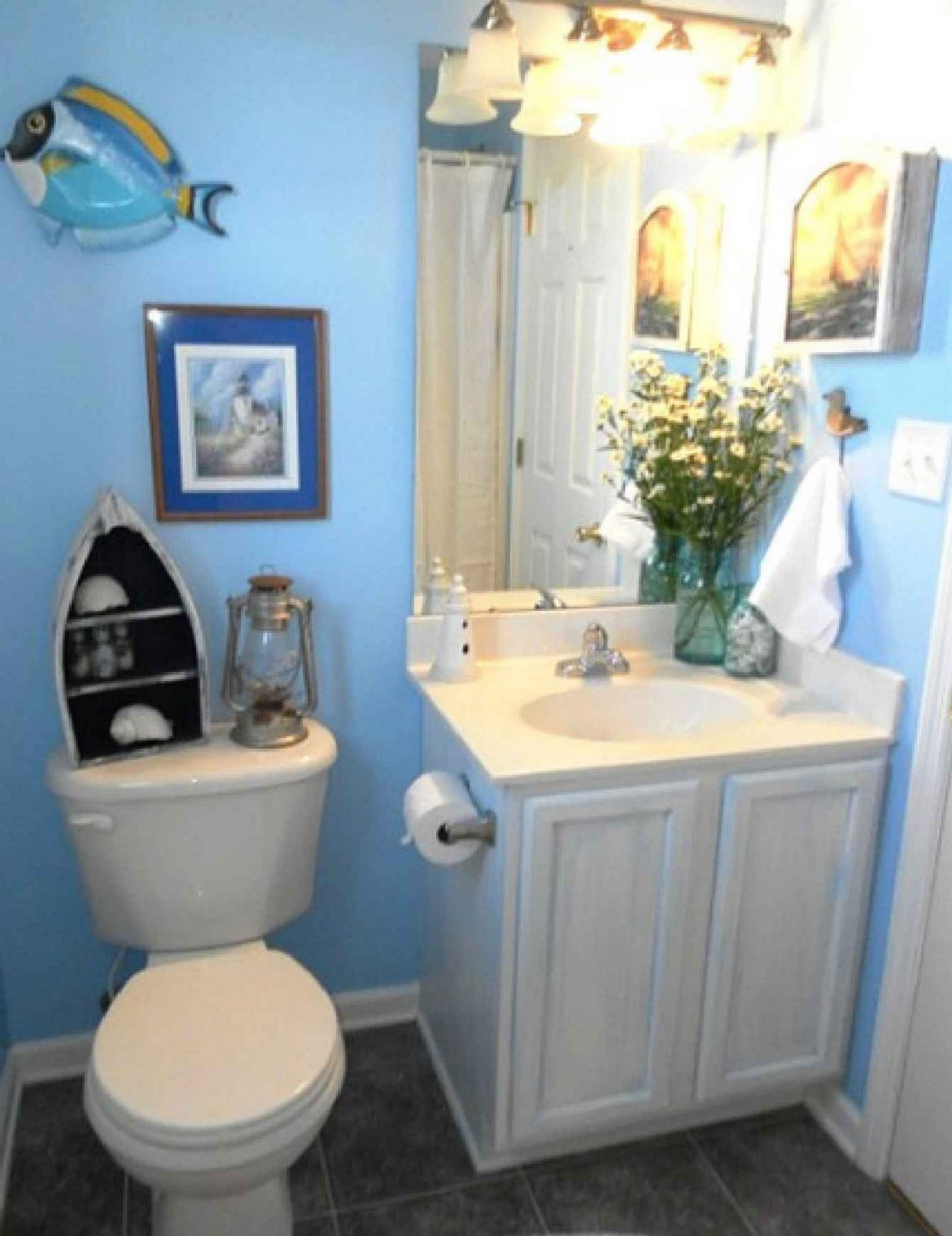 25 Awesome Beach Style Bathroom Design Ideas Wow Decor 1170x1519