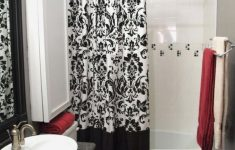 Black White And Red Bathroom Decorating Ideas Fresh 30 Fabulous Red Black And White Bathroom Decor Ideas