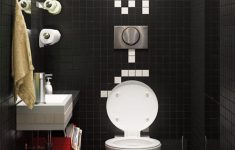 Black White And Red Bathroom Decorating Ideas Lovely A Small Selection Of Ideas For Beautiful Wc Decor