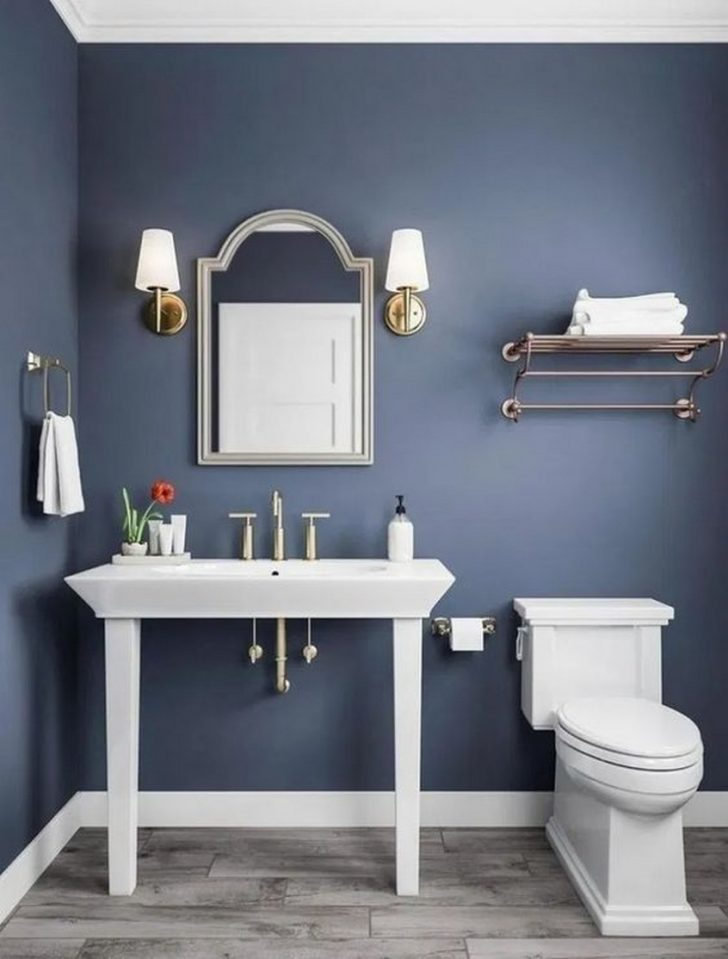 Blue Bathroom Decor Ideas 2021