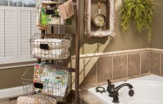 Cheap Decorating Ideas For Bathrooms New 30 Best Bathroom Storage Ideas To Save Space