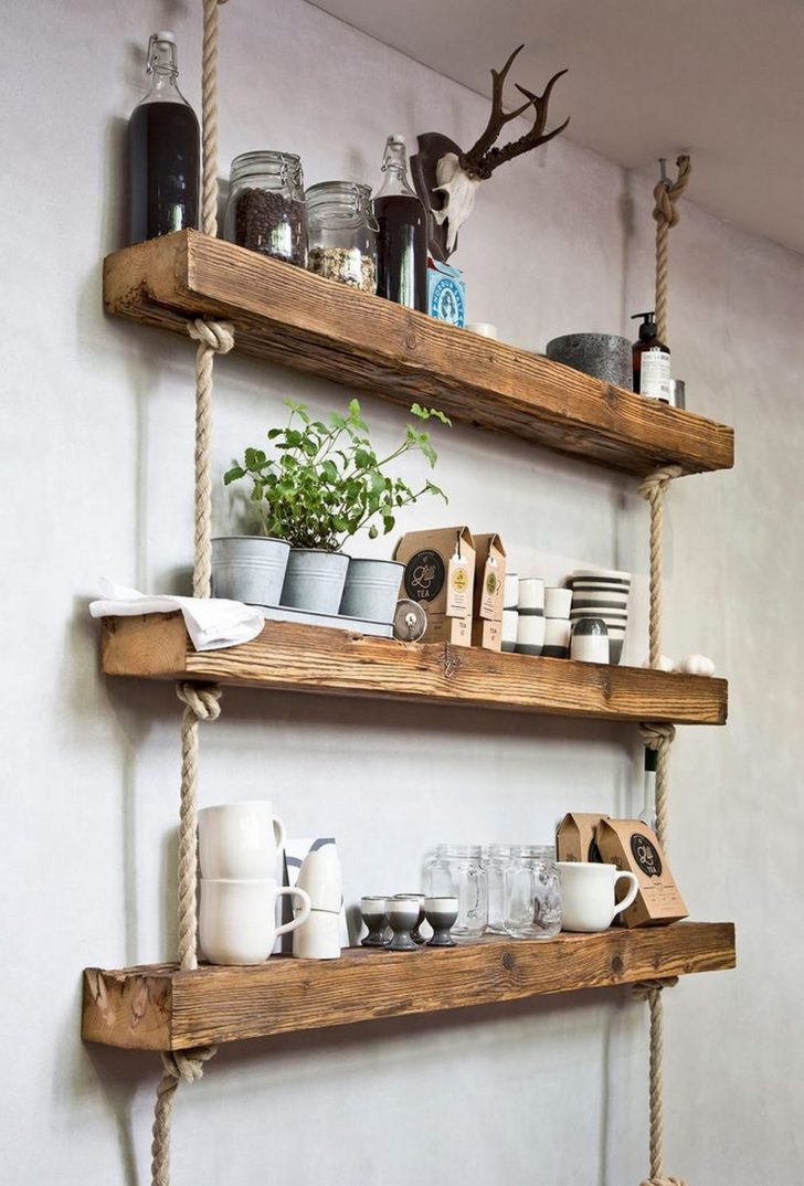Decorating Bathroom Shelves 2020