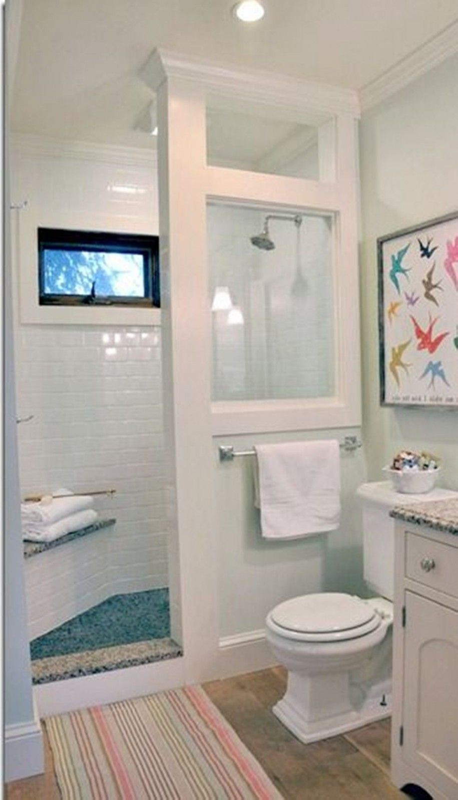 Decorations for Small Bathrooms Awesome 21 Unique Modern Bathroom Shower Design Ideas