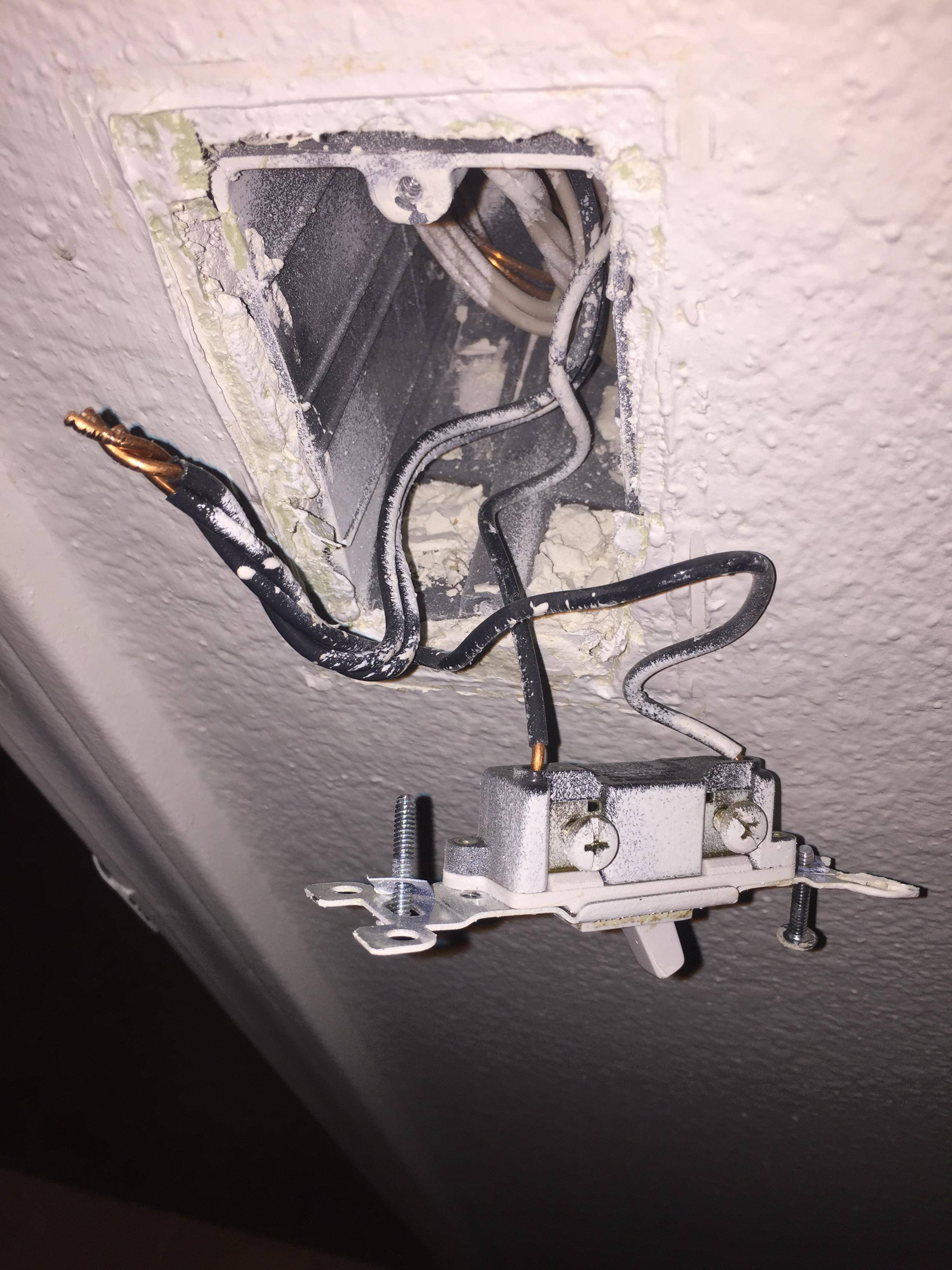 broan bathroom exhaust fan light wiring diagram