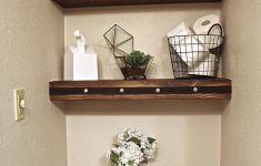 Decorative Bathroom Shelf Awesome Storage Unique Over Toilet Storage Made Wood With