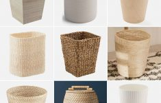 Decorative Bathroom Wastebaskets Fresh 36 Stylish & Modern Trash Cans For Your Kitchen Or Bathroom
