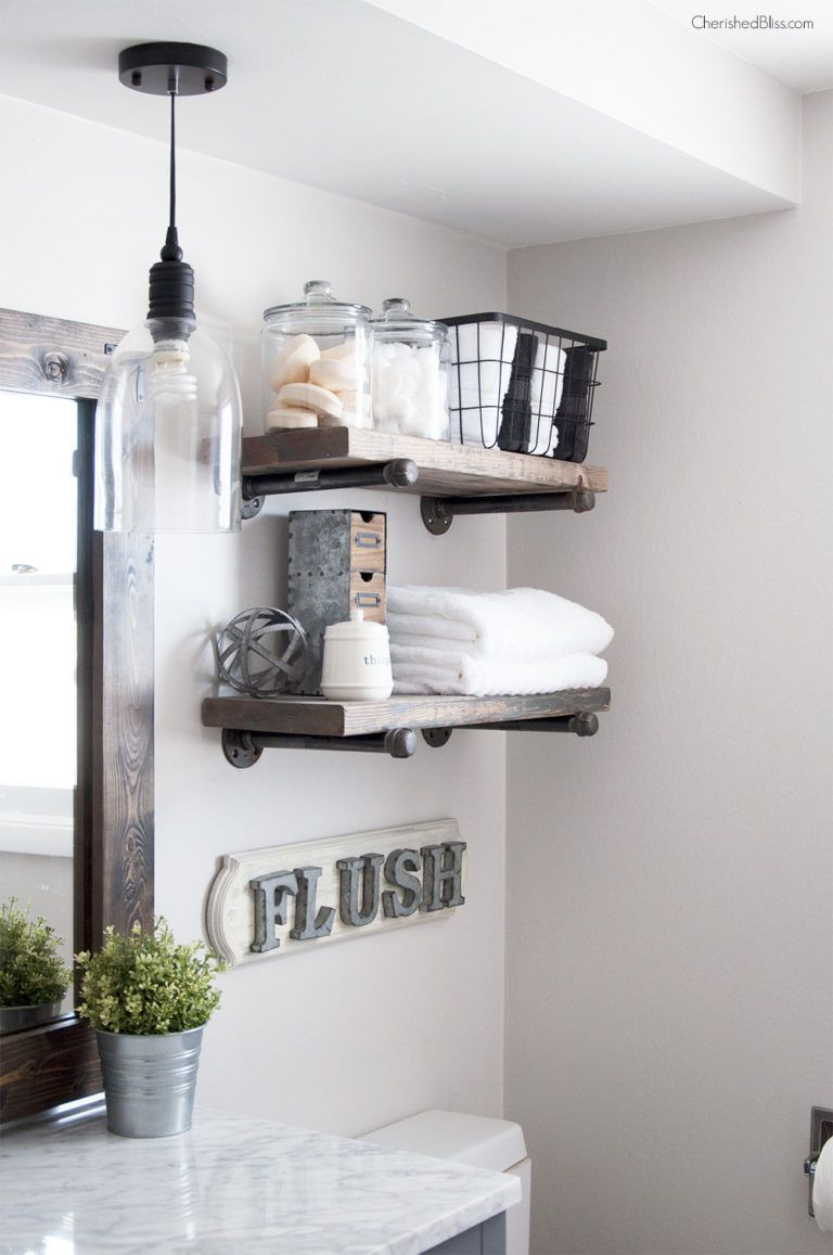 Industrial Farmhouse Bathroom Shelves 768x1157 5a9844c3c a83c8e