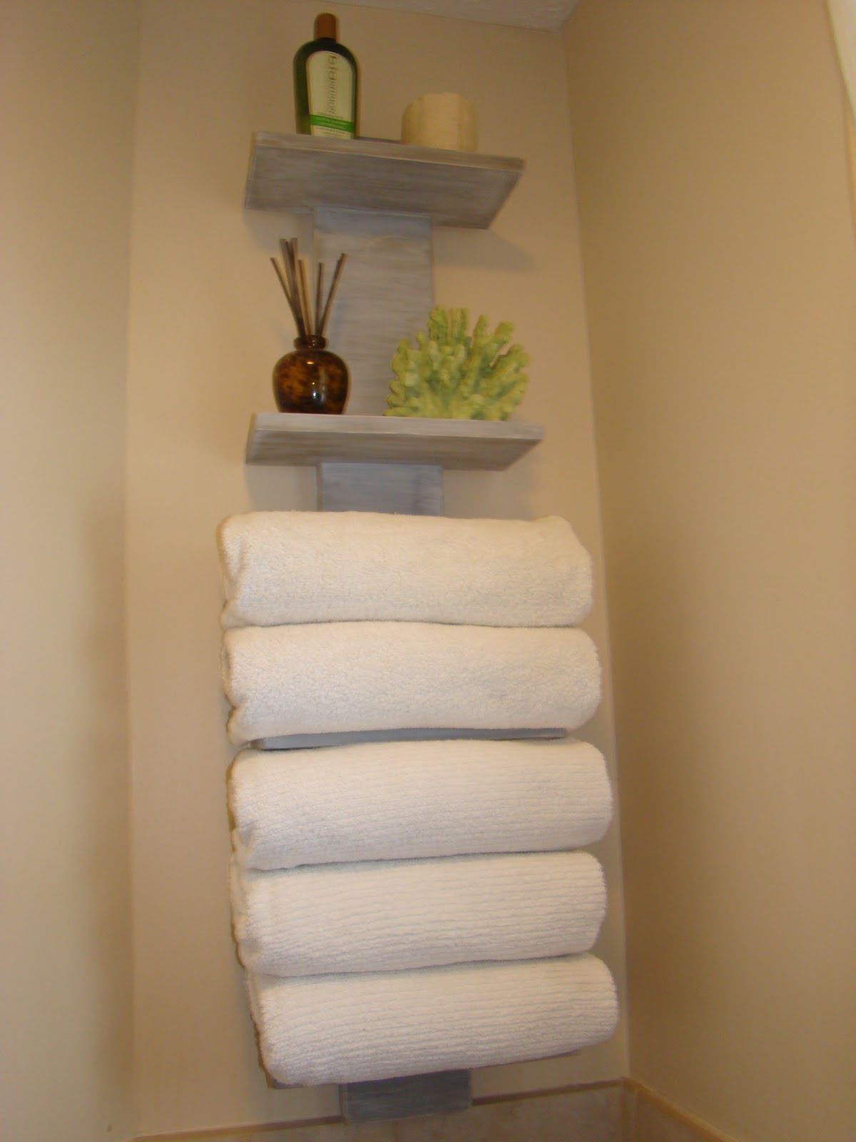 Decorative towel Racks for Bathrooms Lovely Storage for towels In Bathroom