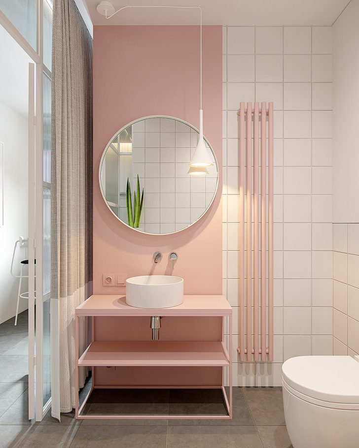 Hot Pink Bathroom Decor 2021