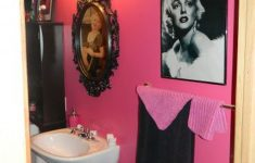 Hot Pink Bathroom Decor Lovely 44 Perfect Pink Brown Color Bination For Your Bathroom