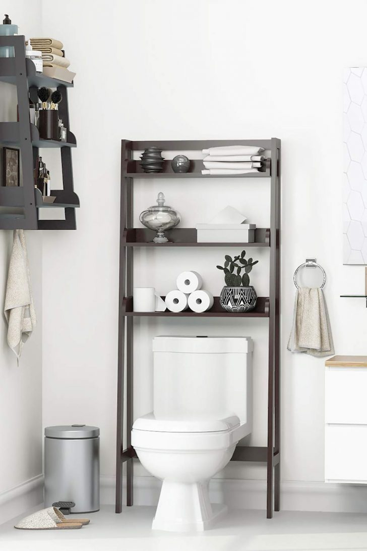How to Decorate Bathroom Shelves 2020