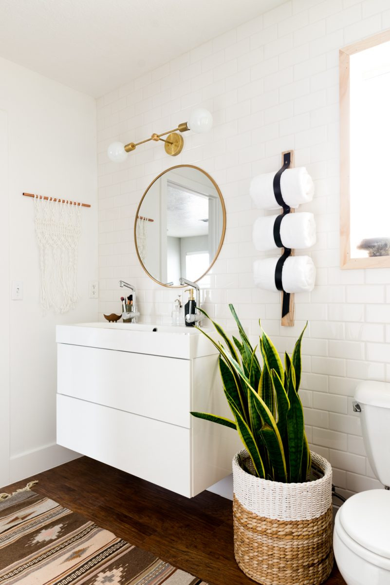 How to decorate like an adult bathroom 2 801x1200