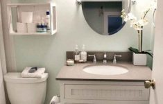 Ideas On How To Decorate A Bathroom New 50 Small Guest Bathroom Ideas Decorations And Remodel 26