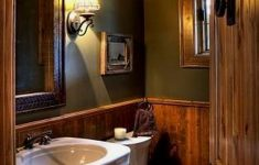 Log Cabin Bathroom Decor Awesome 31 Stunning Rustic Farmhouse Bathroom Decor Ideas