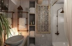 Moroccan Bathroom Decor New 22 Luxurious Moroccan Bathroom Design That You Will Be
