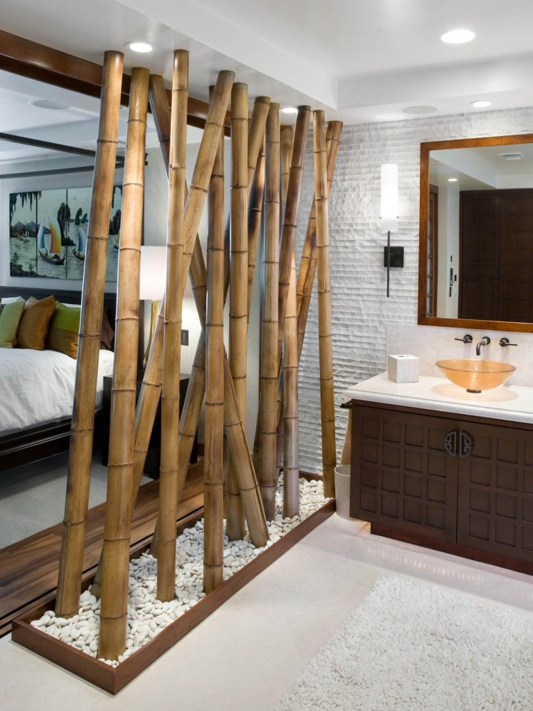 RS christopher grubb brown asian bathroom bamboo wall 3x4 nd hgtv 1280 1707 768x1024
