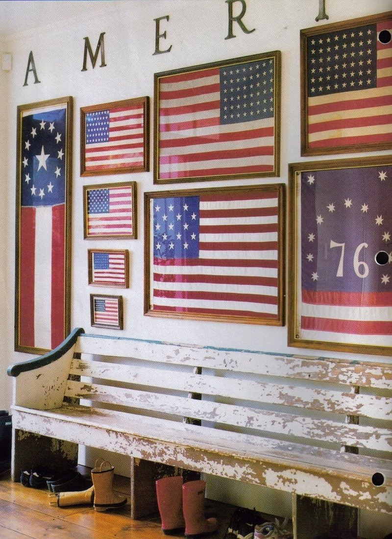 patriotic home decor 1