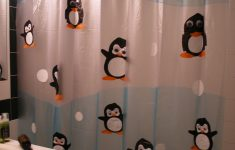 Penguin Bathroom Decor New My Old Penguin Shower Curtain From Tar I Don T Even