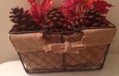 Pine Cone Bathroom Decor New Fall Decoration For Bathroom Scented Pine Cones And Leaves