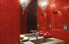 Red Bathrooms Decorating Ideas Beautiful 21 Sensational Bathrooms With The Ravishing Flair Of Red