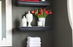 Red Bathrooms Decorating Ideas Beautiful 40 Good Red Black And White Bathroom Decor Ideas