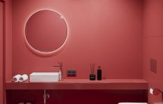 Red Bathrooms Decorating Ideas Inspirational 51 Red Bathrooms Design Ideas With Tips To Decorate And