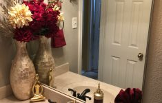 Red Bathrooms Decorating Ideas Luxury Pin By Kennessa Landry On My New House Decor Ideas