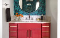 Red Bathrooms Decorating Ideas New 51 Red Bathrooms Design Ideas With Tips To Decorate And