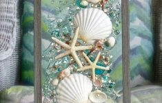 Seashell Wall Decor Bathroom Inspirational Seashell Decore To Make With Images