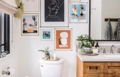 Wall Decorations For Bathrooms Best Of Banheiro Arte