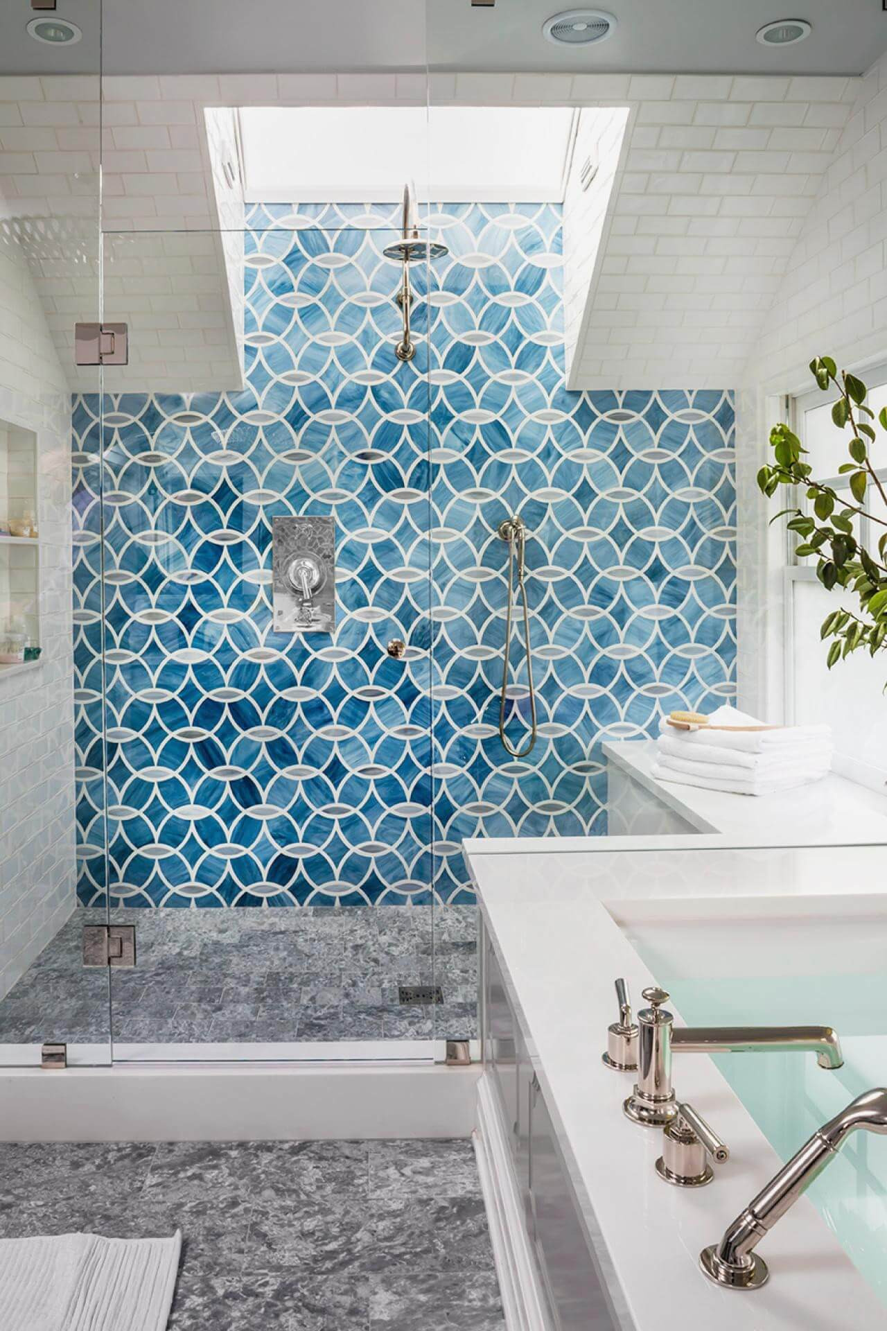 Bathroom Decorative Tiles New Our Favorite Perfectly Patterned Tiles