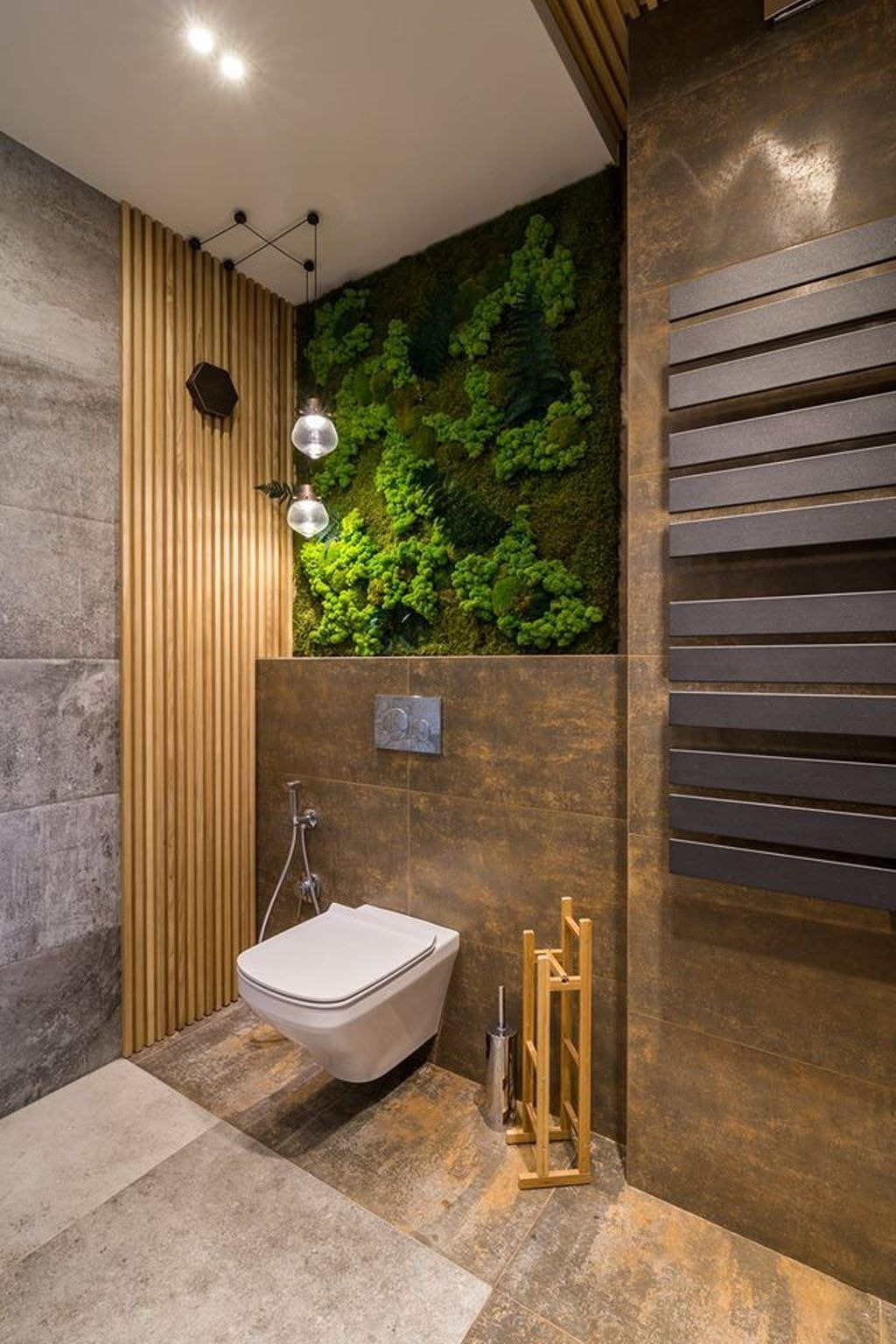 Bathroom Decorative Wall Panels Unique Awesome 20 Inspiring Bathroom Decoration Ideas with Wooden