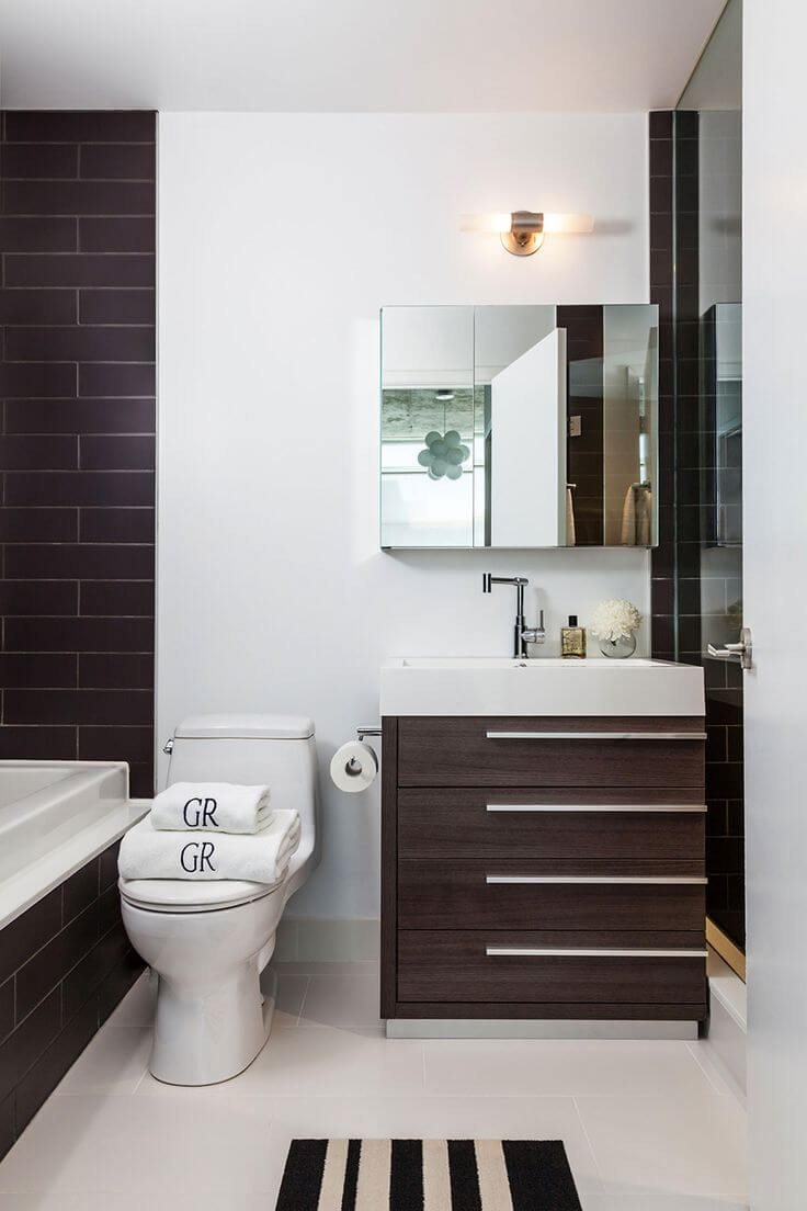 Bathroom Interior Decorating Awesome 15 Space Saving Tips for Modern Small Bathroom Interior